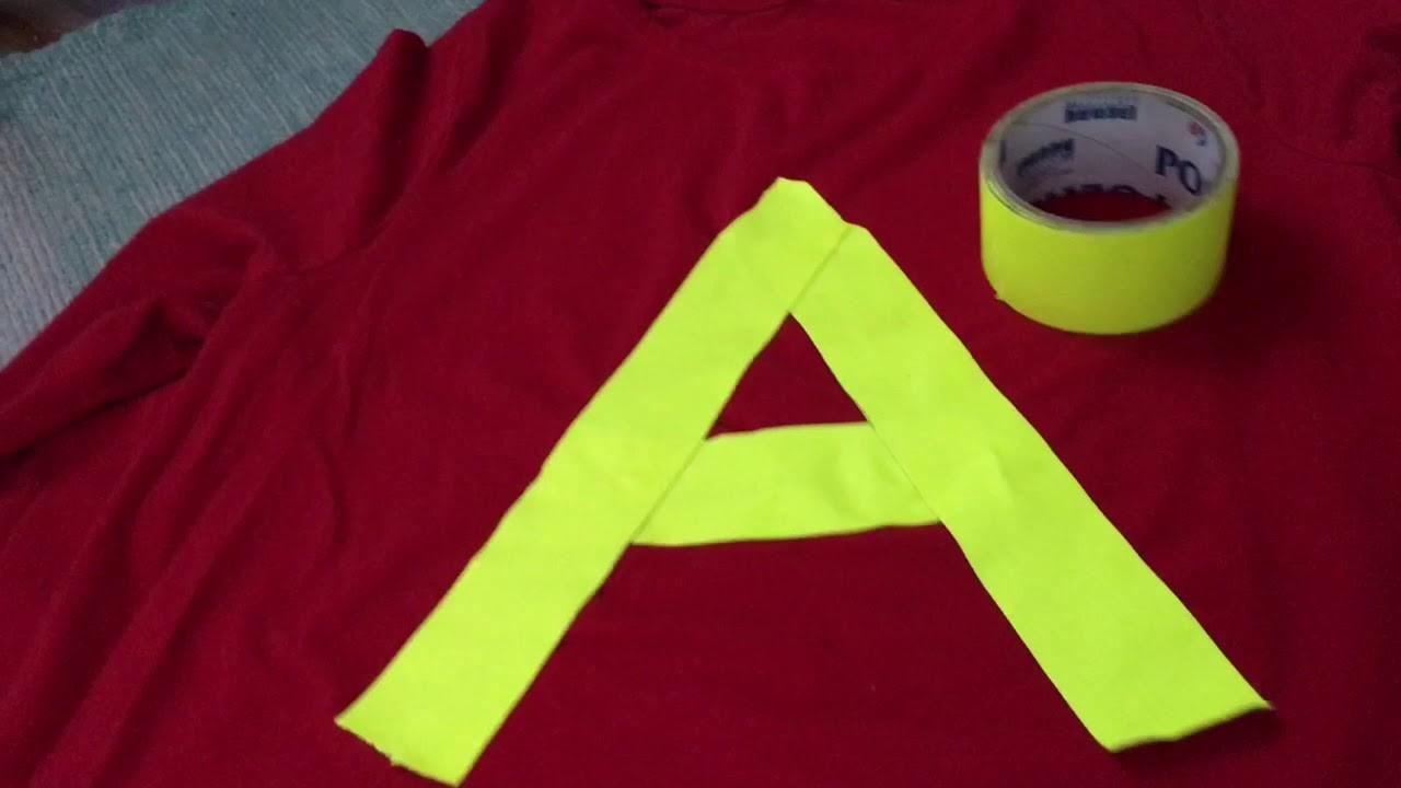 DIY Alvin And The Chipmunks Costume