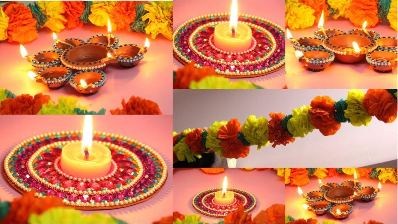 diy diwali decoration ideas easy and creative best room decor