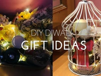 DIY DIWALI GIFT IDEAS. INDIAN GIFT WRAPPING. DIWALI 2017