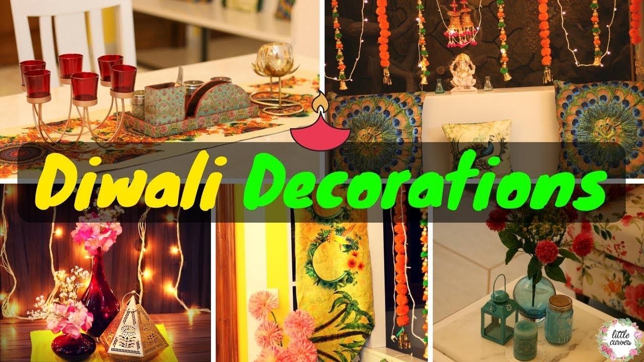 Diwali Decoration Ideas Galleries