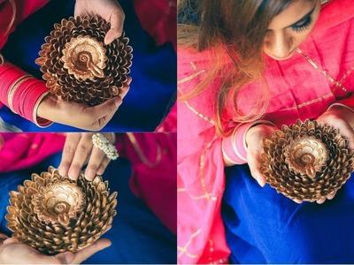 DIY Diya- Diwali Decor