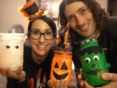 DIY Halloween Decorations CHEAP EASY Vlogoween Ep. 3