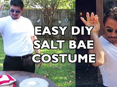 DIY Salt Bae Halloween Costume | RemixRuby