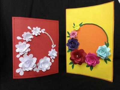 DIY :: Simple and Easy multi purpose greeting card.