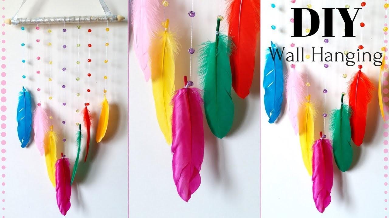 Easy Diwali Wall Hanging Diwali Home Decorations Ideas Diy Diwali