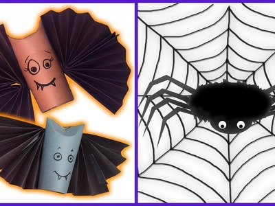 How to Make DIY Halloween Decorations, Games, Costumes and Props for Kids