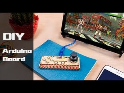 MagicKey Multi-Control Board for Arduino DIY Projects, Invention Kits