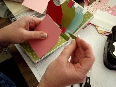 Quick Tip for making Cardstock Tags