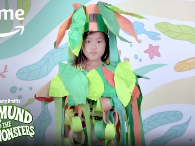 Sigmund and the Sea Monsters - Exclusive: DIY Halloween Sea Monster Costume [HD]   Amazon Kids
