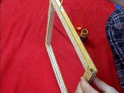 पुराने शीशे.आईने से बनाये ये खूबसूरत चीज़ Stylish & Easy To Make With Old Mirror