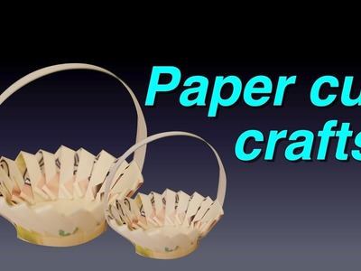 Amazing Paper Cup Crafts DIY Videos for Kids   Paper Cups Life Hacks   Easy Paper Cups Craft Ideas