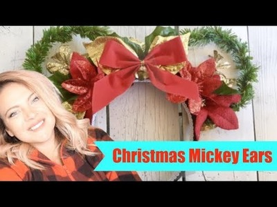 DIY dollar Store Mickey Ears!!! - live!