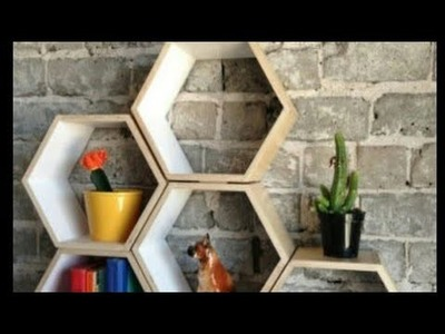 DIY ROOM DECOR! 25 Easy Cardboard Crafts Ideas at Home 2017