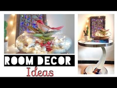 DIY Room Decor | Tumblr Inspired Room Decoration | Easy Gift Ideas