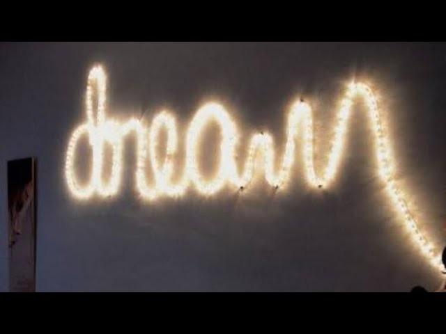DIY Using Fairy Lights  Home Decor  Tips and Tricks