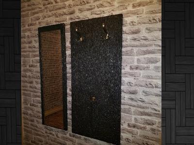 Home Decorating Ideas.DIY Garderobe