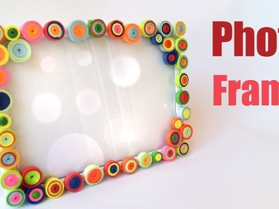 How to make|Quiing Photo Frame|DIY