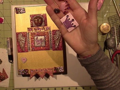 Polymer Clay Mosaic Tiles