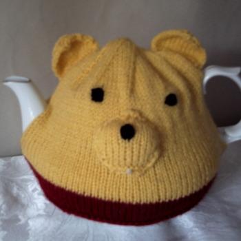 Winnie the pooh tea cosy