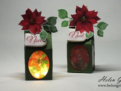5th Day of Christmas 2017   Festive Light Up Lantern & Discount Code