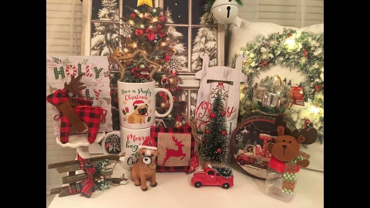 99 CENT CHRISTMAS HAUL NEW FINDS 2017