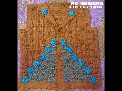 Best sweater crochet design for women (3)