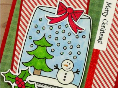 CARDZ TV 12 DAYS OF CHRISTMAS CARD THREE 2017
