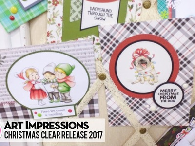 Christmas Clear Release 2017