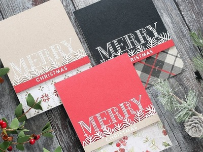 Create Your Own Christmas Cards with Shari Carroll