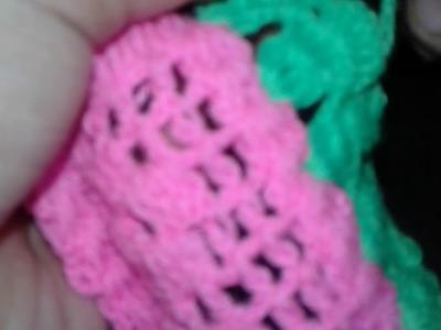 Crochet Troran design pattan -10 part  1! Omi khatoon!