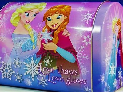 Disney Frozen Mailbox Kinder Surprise Egg Shopkins Christmas Ornament Hatchimals CollEGGtibles