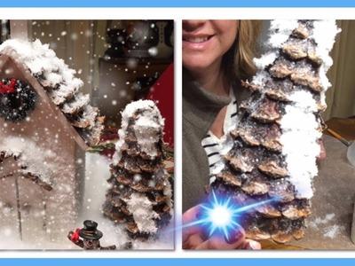 ~DIY~  Alpine Cottage Christmas Tree~