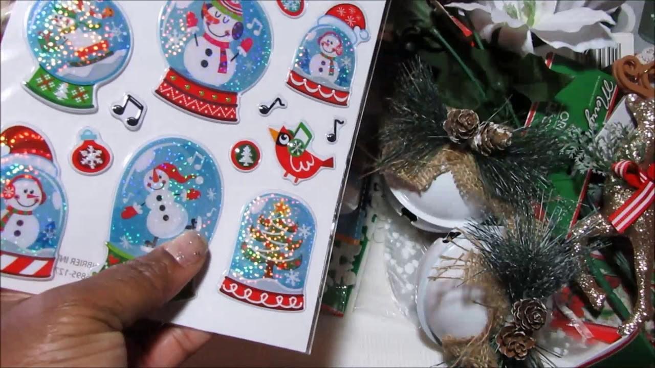 Dollar Tree Christmas Haul