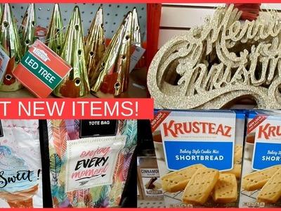 Dollar Tree Walk-Thru Haul #53 - More Christmas, Decor, Food, New Beauty Products & More!!