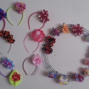 Head Bands & Hair Clips