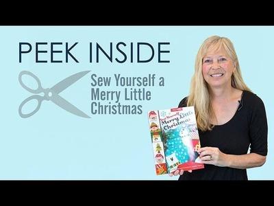 Peek Inside Sew Yourself a Merry Little Christmas