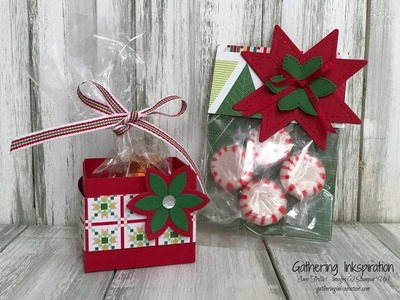 Quilted Christmas Treat & Gift Ideas