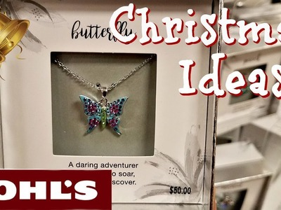 Shop With Me Kohl's Jewelry Clearance Christmas Gift, Stocking stuffer 2017