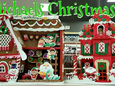 Shop With Me Michaels Christmas Stickers Kids Crafts 2017