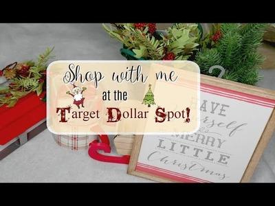 TARGET DOLLAR SPOT CHRISTMAS 2017 | SHOP WITH ME | HAUL ????