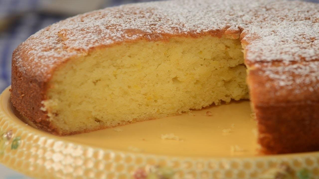 Bean Cake Recipe Joy Of Baking: Yogurt Cake Recipe Demonstration