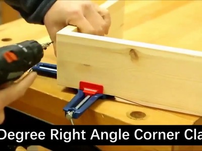 90-Degree Right Angle Clamp, DIY Project