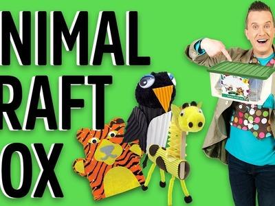 Animal Craft Box   Mister Maker