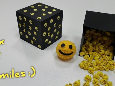 Box o' Smiles [ Handmade Gift ideas ] Cheap & Easy to make | Dongne Chingu