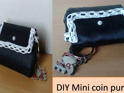 Easy Handmade Purse for keeping coins Complete tutorial from Plastic bottle