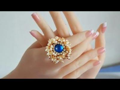 Finger ring making at home| Loreals ring diy