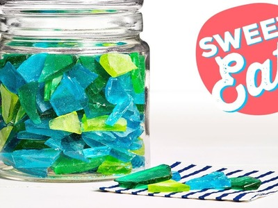How to Make DIY Seaglass Candy | Food Network