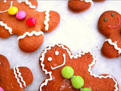 How To Make Gingerbread Men [Easy]