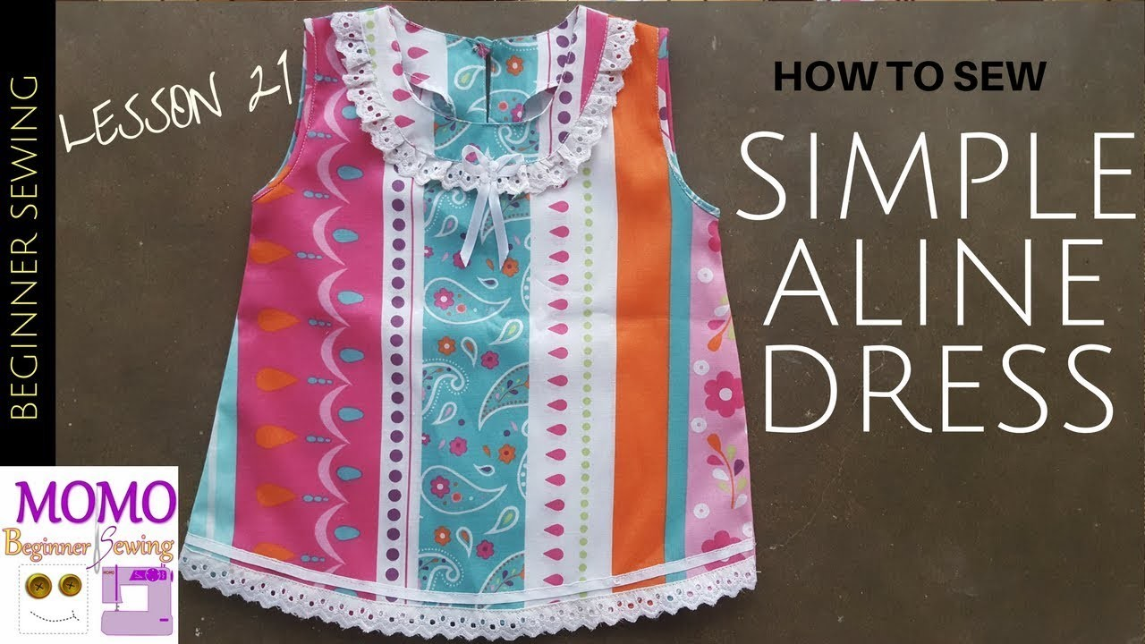 63c33c95c8271 Simple Dress Patterns To Sew | Lixnet AG