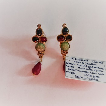 Mother's Birthstones Earrings